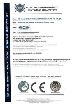 Medikal Maskeler CE